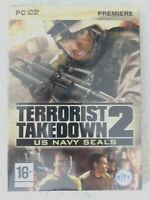 39725 - Terrorist Takedown 2 US Navy Seals [NEW / SEALED] - PC (2008) Windows XP