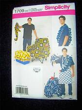 Mans Apron Tailgating Accessories Chair/Cooler/Keg Cover Simplicity Pattern1709
