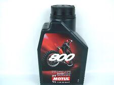 Motul 800 2T Off Road 1Liter Öl Factory Line Motoröl Motorradöl 2-Takt 2T Öl