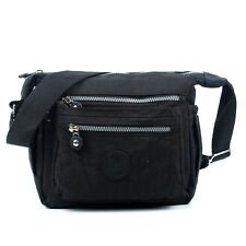Women Multi Pocket Messenger Cross Body Handbag Ladies Hobo Bags Shoulder Bag