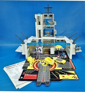 MASSIVE Vintage 1985 Matchbox ROBOTECH SDF-1 PLAYSET complete with vehicles neat