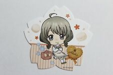 Akiho coaster Cardcaptor Sakura Clear Card Sweets Paradise Cafe exclusive