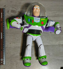 "Disney Toy Story Buzz Lightyear Space Command 12"" Electronic Figure, Thinkway"