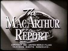 The MacArthur Report: DVD Documentary as a Cadet Soldier General FREE SHIPPING