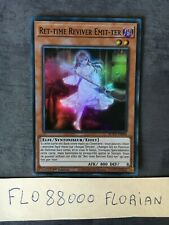 Yu-Gi-Oh! Ret-time Reviver Emit-ter  ROTD FR088