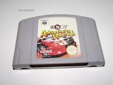 HSV Adventure Racing Nintendo 64 N64 PAL Preloved
