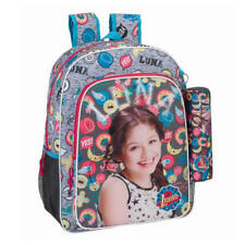 Mochila Portatodo soy Luna Disney Athletic 42cm adaptable