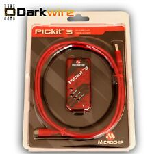 Genuine Microchip PICkit 3 In-Circuit Programmer & Debugger - PG164130 - PICkit3