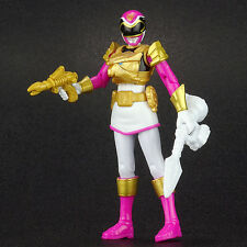 "Power Rangers Megaforce Ultra PINK RANGER 4"" Action Figure Bandai 2013"