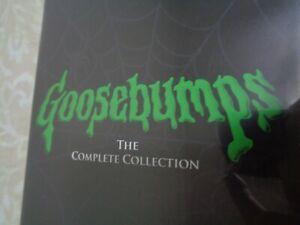 Goosebumps Complete Collection series season 1 2 3 4 dvd 12 disc set region 2