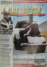 OLD GLORY - Steam Engine & Vintage Restoration Today, No.191 January 2006