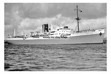 rp15613 - Port Line Cargo Ship - Port Victor , built 1941 - photo 6x4