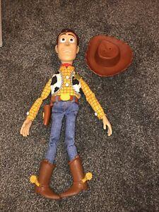 Disney Pixar Toy Story Woody Talking Toy Electronic Pull String