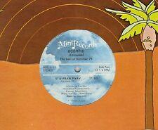 """SCORPIO """"MAP MANDE COURAGE"""" BIGUINE MAXI 33T 1979  MINI RECORDS 111"""
