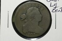 1803 Draped Bust Large Cent,VG