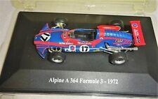 Eligor Alpine A 364 Formule-1972  1:43   Mint