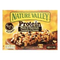 Nature Valley Protein Peanut Chocolate Cereal Protein Oats Bars 160G