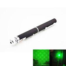 New 532nm Visible Beam Light Powerful Green Laser Pointer Pen Torch Flashlight