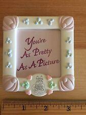 Precious Moments Collectors Club Mini Photo Frame