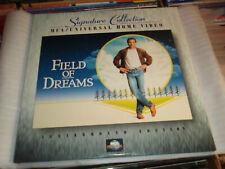 Field Of Dreams Signature Collection Laserdisc LD