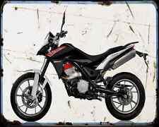 Husqvarna Tr 650 Strada 13 1 A4 Metal Sign Motorbike Vintage Aged