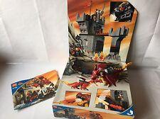 LEGO DUPLO Ritter burg/CAVALIERE-Fortezza del Drago-Dragon Tower-Set 4776-OVP + TOP!