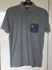 Duck And Cover Polo Shirt Size Small