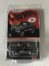 Hot Wheels RLC 2016 Selection Series Texas Drive Em Black Color with Real Riders