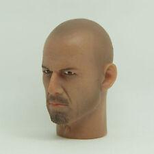 1/6 Scale Hot Male Head Sculpt Die Hard Bruce Willis Toys Xe37-06