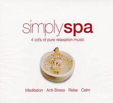 [BRAND NEW] 4CD: SIMPLY SPA