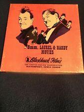 Laurel & Hardy Movies Blackhawk Films   HOG WILD  8MM Movie