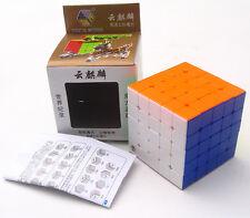 YuXin Cloud Kylin 5x5x5 Stickerless Magic Cube Twist Puzzle Speed cube Colorful