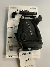 Lezyne M Caddy CO2 Kit Bike Saddle Bag - Black