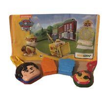 McDonalds and Subway Fast Food Toys, Lego Movie, Mr Men, Paw Patro,l 5 items