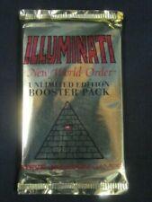 Jeux de cartes à collectionner illuminati new world order