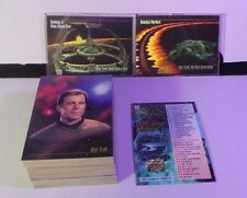 Star Trek: Master Series COMPLETE 90 Card Set 1993 Skybox Paramount S1+S2 NM/MT