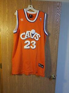lebron james orange jersey