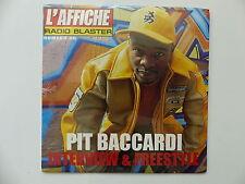 CD Sampler L affiche N°46 PIT BACCARDI