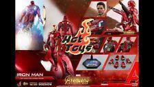 Hot Toys Avengers Infinity War Iron Man Mark L 50 Diecast MMS473D23