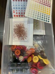 Stampin' Up! Accessories and Embellishments  *Retired*