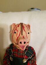 Ooak Motel Hell doll by Terry Cruikshank