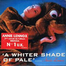 CD single: Annie Lennox: a whiter shade of pale. BMG. D1