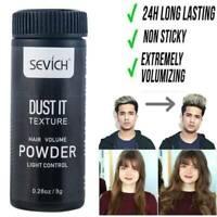 Best Dust It Hair Powder Volumizing&Texturizing Mattifying Powder Thickner Newly