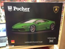 POCHER LAMBORGHINI HURACAN COUPE 1/8 HK109 NUEVO VERSION 2018 KIT MONTAJE