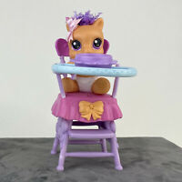 My Little Pony G3.5 Newborn Cuties Feeding Time with Scootaloo Play Set (2009)