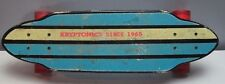 Kryptonics Skateboard Blue Stripe 24 inches