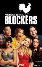 Blockers - original DS movie poster 27x40 - FINAL