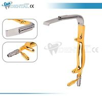 Plastic Surgery Ferreira Breast Augmentation Retractor Fiber Optics with Suction