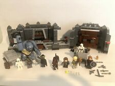 Lego 9473 The Mines of Moria  100% Complete Lord Of The Rings W/manuals