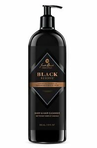 Jack Black Reserve Body & Hair Cleanser Wash 12oz - NEW AUTHENTIC